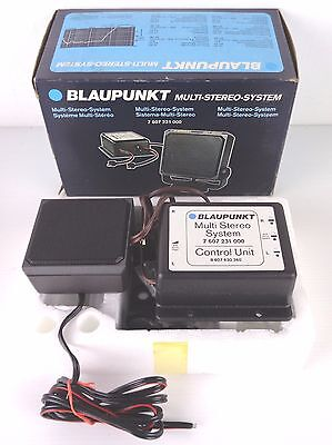 blaupunkt multi stereo system new with box