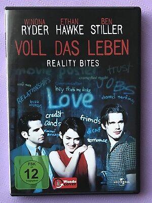 DVD • Voll das Leben (2007) Winona Ryder #K11 gebraucht kaufen  Berlin