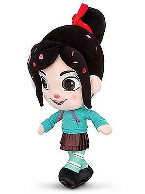 Disney Store Vanellope Von Schweetz Plush Doll Wreck-It Ralph 12'' 1st Edition for sale  Shipping to Canada