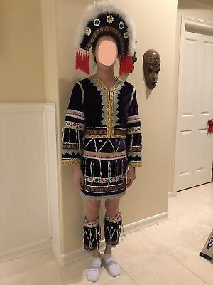 Cultural Costumes (Native Cultural Traditional Folk Dance)