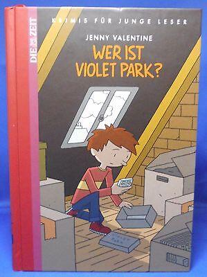 Wer ist Violet Park? - Jenny Valentine - Krimis für Junge Leser