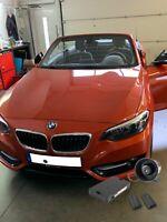 BMW 1er 2er F20 F21 F22 F23 Alarmanlage Nachrüsten Nordrhein-Westfalen - Brühl Vorschau