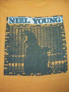 Buffalo Springfield Tour T Shirts