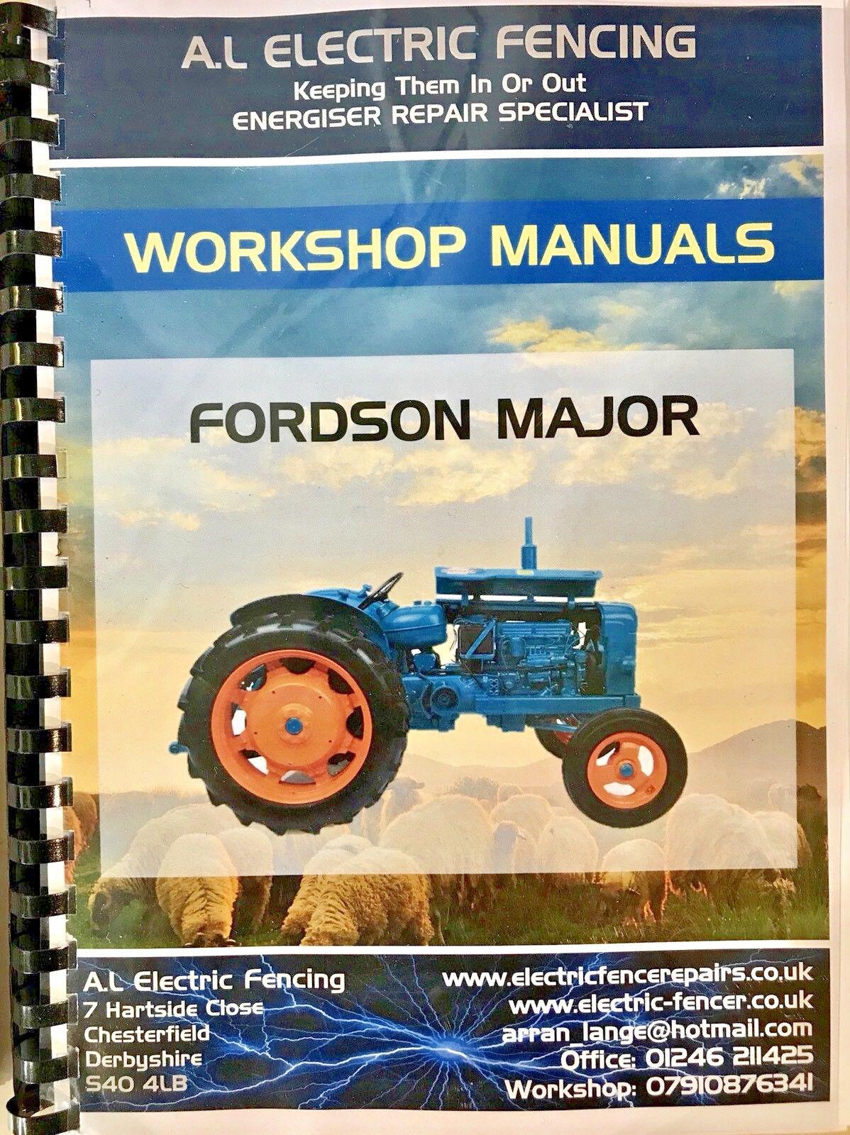 Agriculture/farming Massey 168 Workshop Manual Reprint 1856000m1 Massey Ferguson