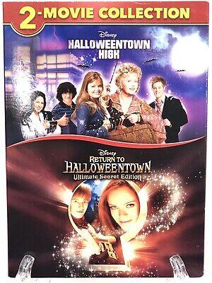 Halloweentown High 2 Movie Collection Disney DVD New Sealed Debbie Reynolds
