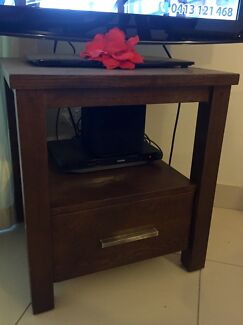 Solid Wood TV Table Fannie Bay Darwin City Preview
