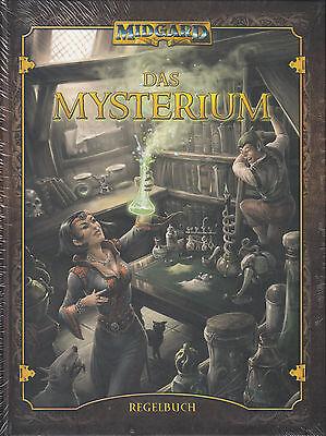 Midgard: Das Mysterium, Regelerweiterung (5. Edition), Hardcover inkl. Pdf, NEU
