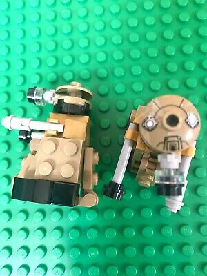 New LEGO Ideas Doctor Who Dalek Minifigure #idea024 from 21304 CUUSOO -Retired