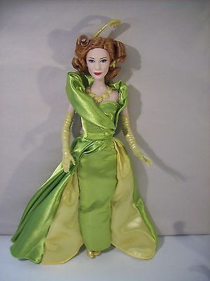 NWOB DISNEY CINDERELLA MOVIE LADY TREMAINE STEPMOTHER DOLL MATTEL 2014