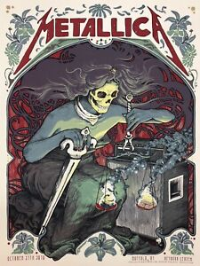 Metallica Poster | Find Art, Antiques, Vintage Items and Other