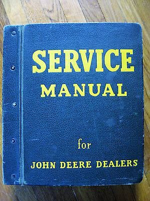 John Deere 92 145 217 115 165 248 135 152 180 202 303 341 362 Power units Manual