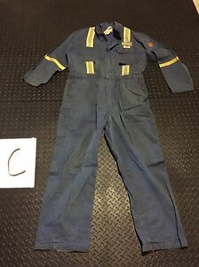 9oz FR Winter Coveralls, Size L