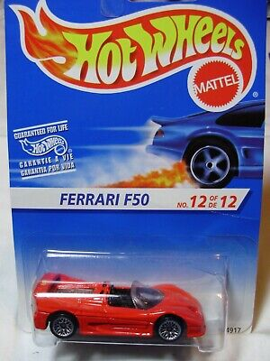 Hot Wheels – Ferrari F50 - #12 of 12