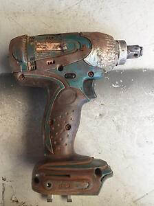 "Makita 14 volt, 1/2"" Impact Wrench. Helena Valley Mundaring Area Preview"