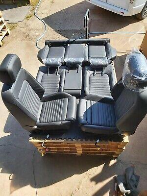 VW Passat B8 Estate Genuine Full Leather Seats (Set)
