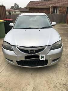 Mazda 3 | Silver | 2004 | Automatic