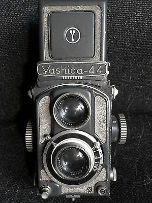 Yashica 44 TLR Camera