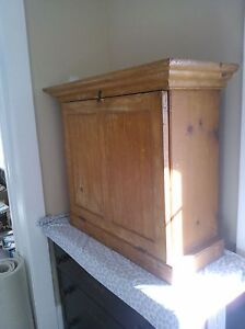 Antique Mail Sorting Cabinet