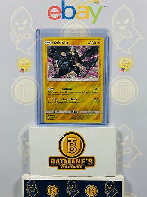 Zekrom 35//73 Rare NM-M Holo Pokemon TCG Shining Legends