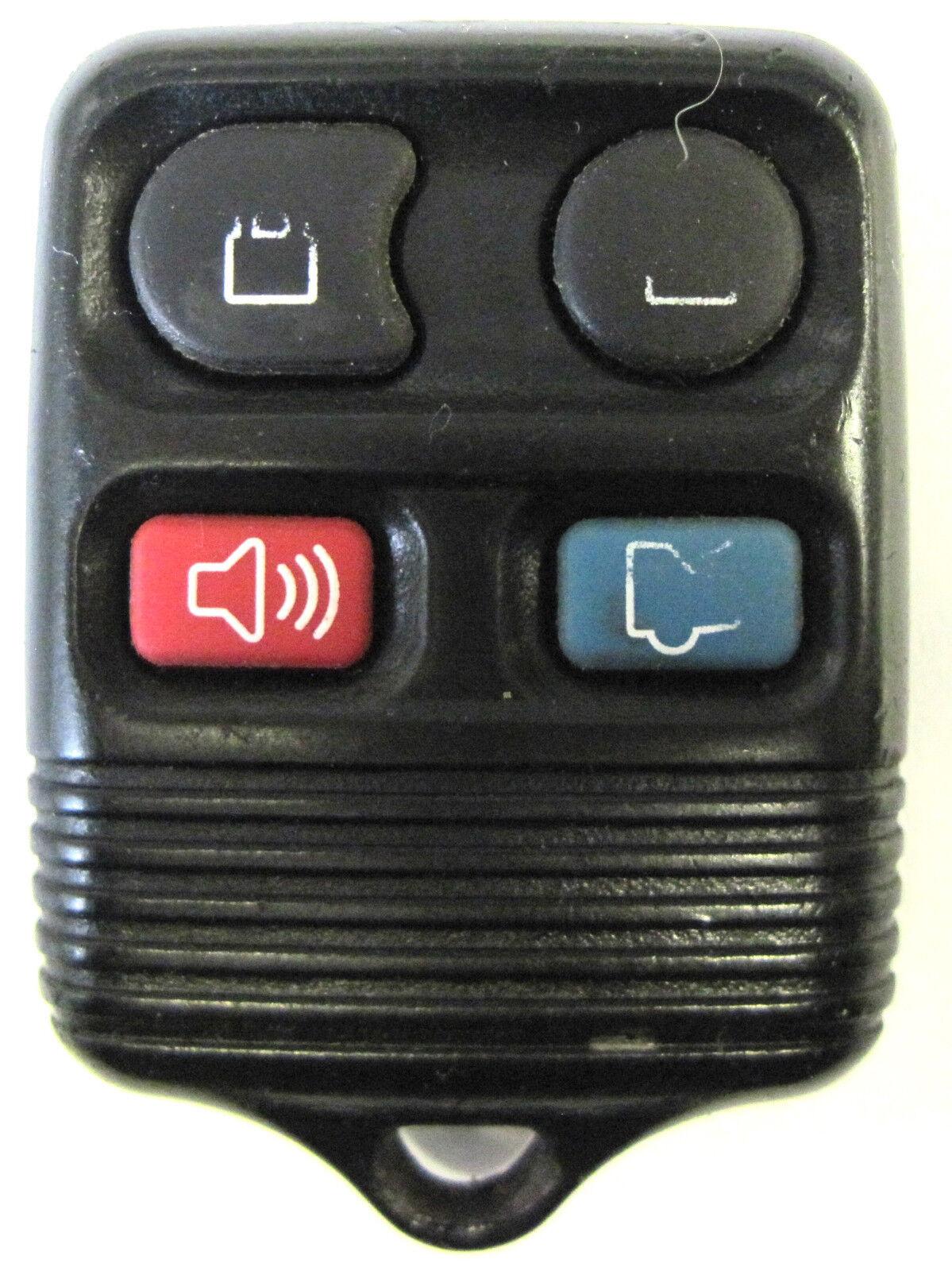 key fob keyless entry remote control 2008-2010 Ford Taurus X transmitter keyfob