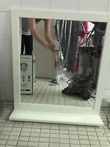 Bathroom Mirror Vanity Shelf Claremont Nedlands Area Preview