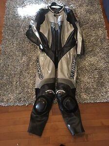 Teknic One piece race leathers
