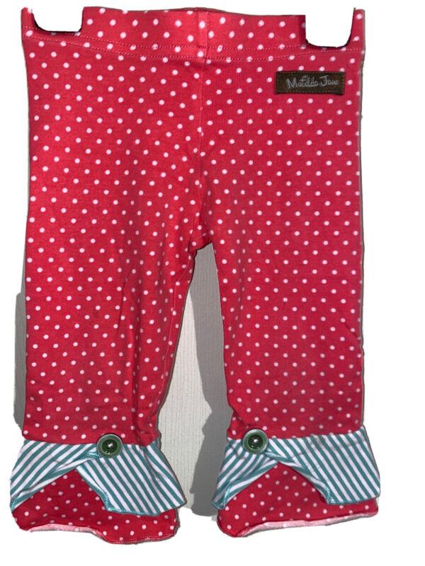 Adorable Toddler Capri Pants By Matilda Jane Sz 2 EUC