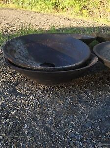 CRUSHER CONES AND FIRE BOWLS  Strathcona County Edmonton Area image 8