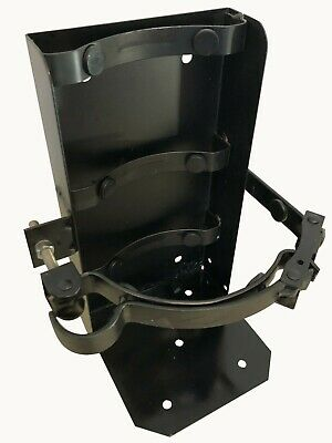 10lb Co2 Fire Extinguisher Vehicle And Wall Mount Bracket 7 Diameter
