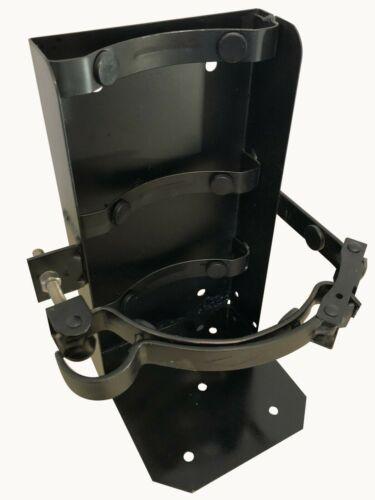 "20 lb Dry Fire Extinguisher Bracket 7"" diameter Universal 810"