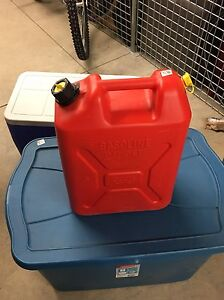 20 Litre Gas Can Brand New