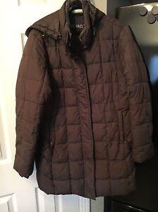 Ladies Down Jacket- Large- $30