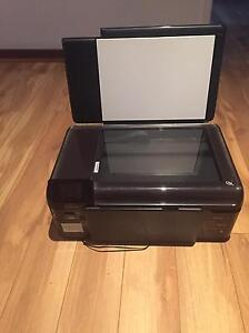 HP Photosmart inkjet wireless printer/scanner/copier Glendalough Stirling Area Preview