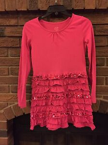 Girls dress/tunic and tights Strathcona County Edmonton Area image 1