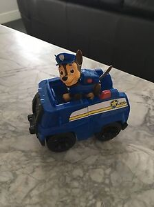 Paw Patrol Chase - never played with