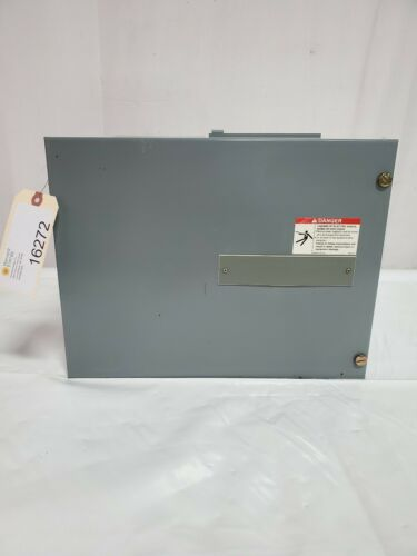 Square D Model 6 Empty Motor Control Center Bucket, NEMA Size 1