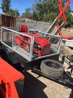 GOTTA MOW? Ride on mower hire $120/day