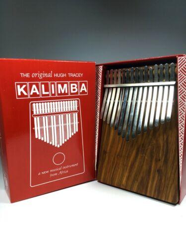 HUGH TRACEY ALTO CHROMATIC BOARD KALIMBA (15+11-KEY)