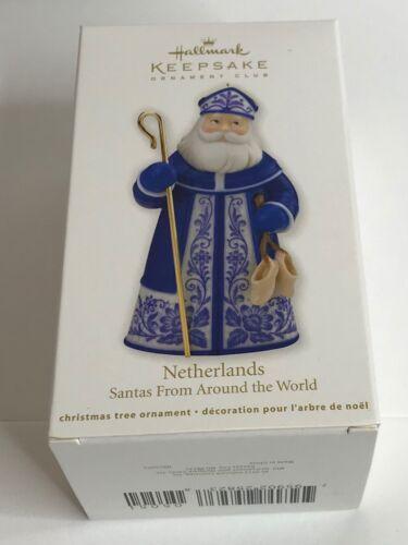 Hallmark Keepsake Ornament Santas from Around the World - Netherlands