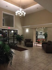 Calgary 2BR2BR 1100+ gas fireplace,private balcony