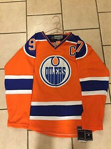 Connor McDavid Brand New Jersey