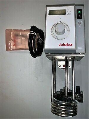 Julabo Ec-basis Digital Heated Immersion Recirculator Controller To 100 Degrees