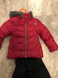 North Face jacket - 2T