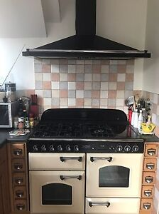Rangemaster Classic 110 Dual Fuel (Electric and Gas) Kitchen Range w/ Extractor