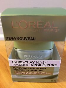 BRAND NEW LOREAL FACE MASK/MASQUE NOUVEAU West Island Greater Montréal image 1