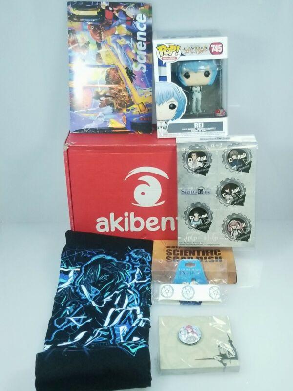 Akibento Anime Loot Box - Evangelion