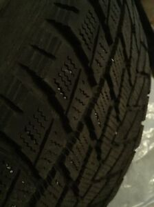 WINTER TIRES: toyo open country 275/60/17 on FAST MAGS 7mm left West Island Greater Montréal image 5