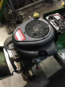 10hp Briggs and Stratton Vertical Shaft Engine Wanted!