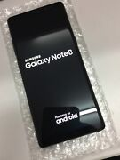 Samsung galaxy note 8 64Gb black Everton Park Brisbane North West Preview