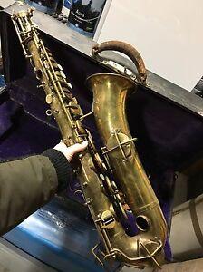 Vintage Saxophone and Clarinet  Edmonton Edmonton Area image 1